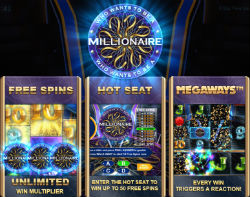 The New Who Wants to Be A Millionaire Slot Game